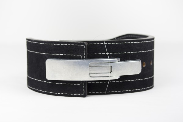 Inzer - Bench Belt Tapered Reverse Lever - schwarz/black/noir