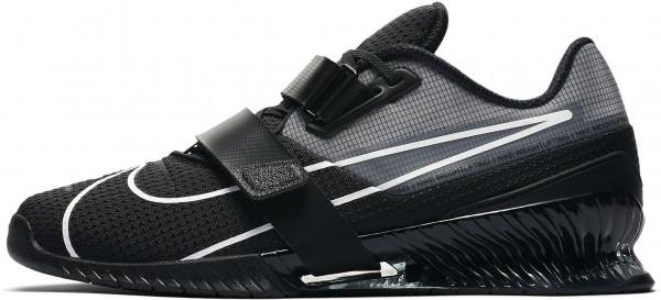 Gewichtheberschuh Nike Romaleos 4 schwarz/weiß