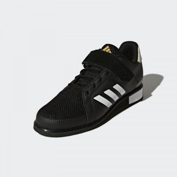Weightlifting Shoes - Adidas Power Perfect III - black