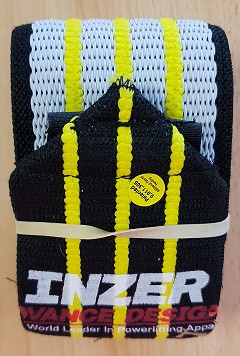 Inzer Super Gripper Wrist Wraps
