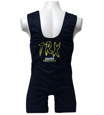 Inzer TRX Powerlifting - Squat Suit - black