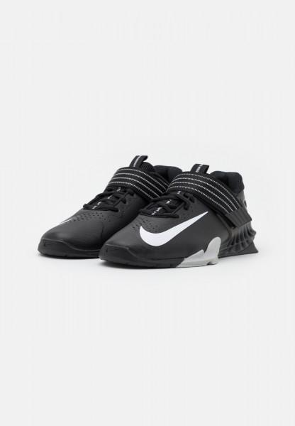 Gewichtheberschuh Nike Savaleos schwarz