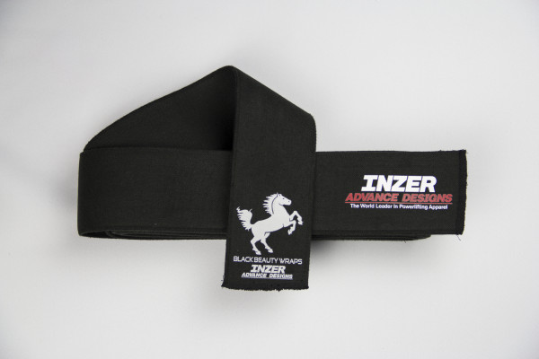 Inzer Black Beauty Knee Wraps