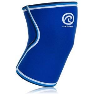 Rehband KDK Kniebandage Blue Line 7 mm Paar