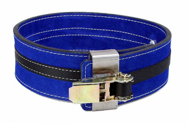Inzer - PR Belt - blau/blue - 13 mm