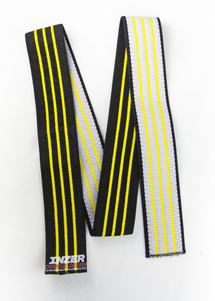 Inzer - Atomic Knee Wraps - yellow / gelb