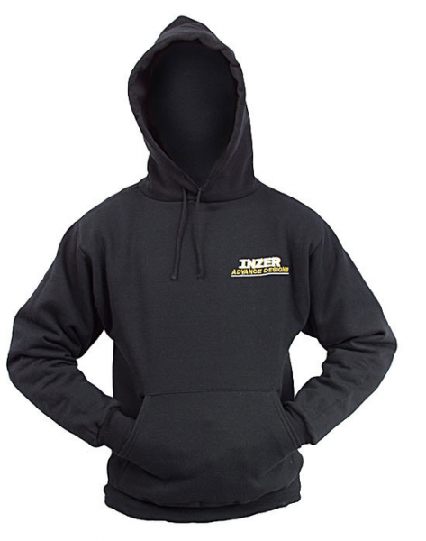 Inzer Warm Up Pullover / Hoodie black