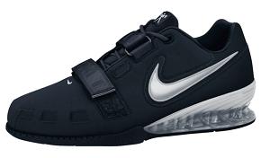 Gewichtheberschuh Nike Romaleos 2 Frauenschuh schwarz