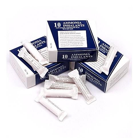 Inzer - Ammoniak Capsules