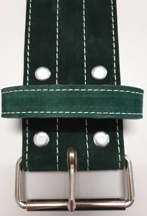 Inzer - Buckle Belt - Single Prong - forestgreen - 10 mm