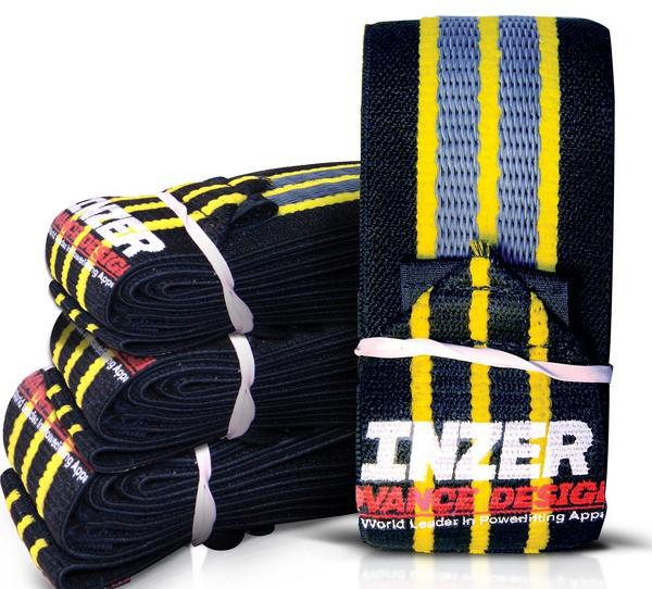 Inzer - Gripper Wrist Wraps