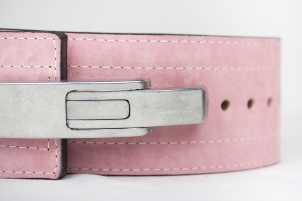 Inzer - Lever Belt - 10 mm - pink