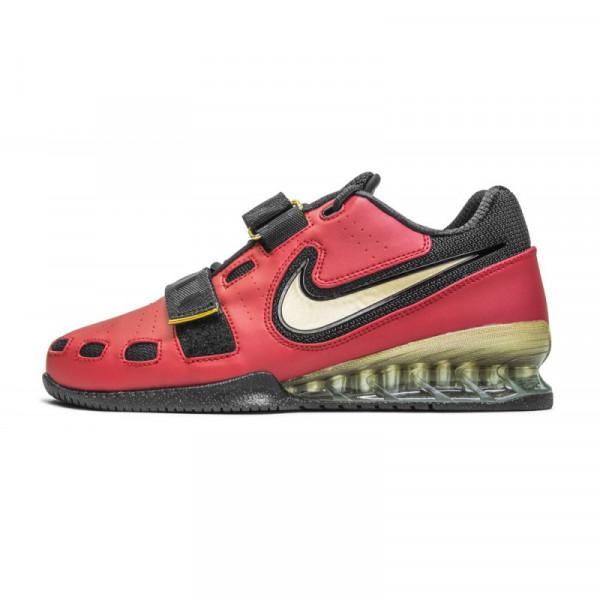 Gewichtheberschuh Nike Romaleos 2 - Rot Gold