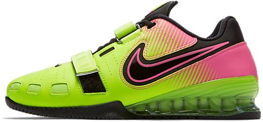 Gewichtheberschuh Nike Romaleos 2 - Multicolor