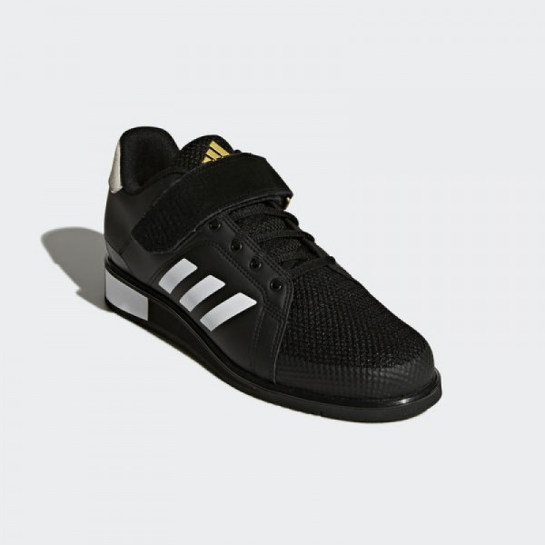 Adidas Power Perfect 3 schwarz